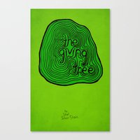The Giving Tree by Shel Silverstein Canvas Print