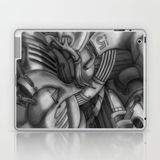 abstract techXpressionism No. 2 Laptop & iPad Skin