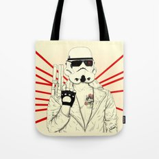 The Troopinator Tote Bag