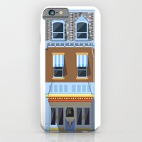 iPhone & iPod Case featuring Day at the Movies by Chris Redford
