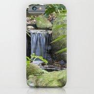 Little Waterfall iPhone 6 Slim Case