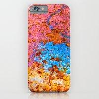 Colorful Cracks iPhone 6 Slim Case