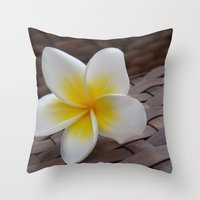 Uluwatu Love Throw Pillow