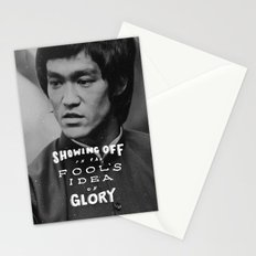 Bruce Says: Showing Off Stationery Cards