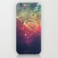 iPhone & iPod Case featuring ∆tmysphyryc by Spires