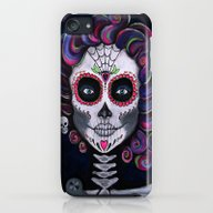 Sugar Skull Candy 2 iPod touch Slim Case