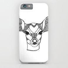 Monochrome Deer by Ashley Rose Slim Case iPhone 6s
