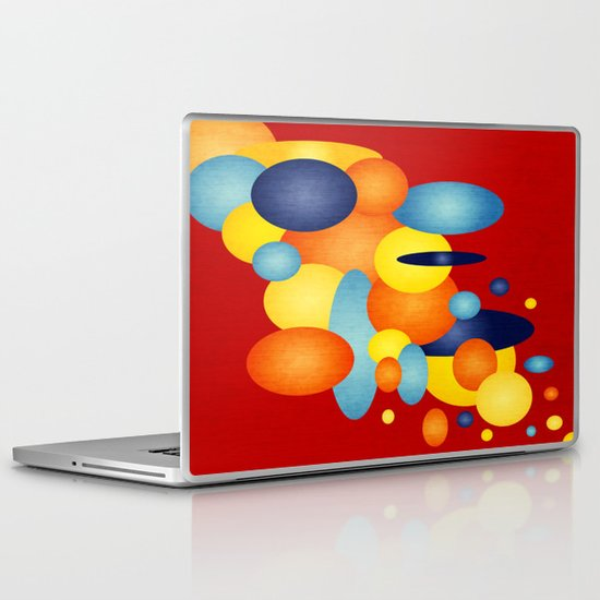 Retro Show Off!  Laptop & iPad Skin
