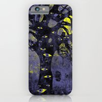 iPhone Cases featuring the Vison Tree by Jonah Block