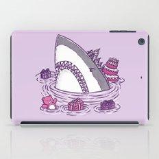 Birthday Princess Shark iPad Case