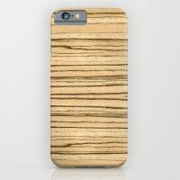 Zebrawood iPhone 6 Slim Case