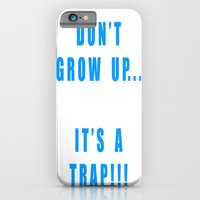 iPhone & iPod Case featuring IT'S A TRAP!!! by DDSS