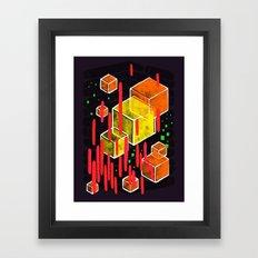 How Does It Make You Feel 2 Framed Art Print