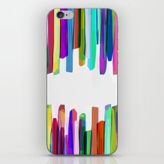 Colorful Stripes 3 iPhone & iPod Skin