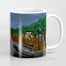 Night Street Mug