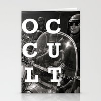 Occult Stationery Cards