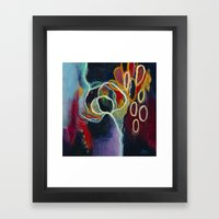 What Was and Is Framed Art Print