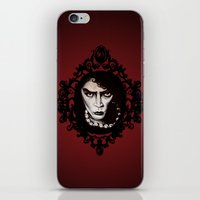 Sweet Transvestite with Frame :: Rocky HorrorPicture Show Fan Art iPhone & iPod Skin