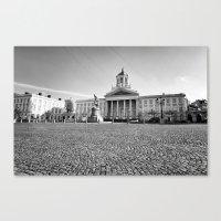 Place Royale Brussels Canvas Print