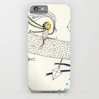 iPhone & iPod Case featuring Tree Bird by Nayoun Kim