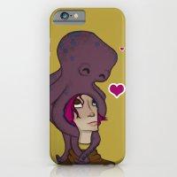 Octopus Head iPhone 6 Slim Case