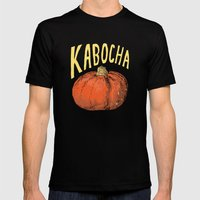 Kabocha Mens Fitted Tee Black SMALL