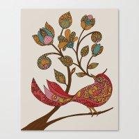 Babette Canvas Print