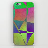 Multicolored Abstract No… iPhone & iPod Skin