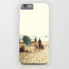 Beach Couple iPhone 6 Slim Case