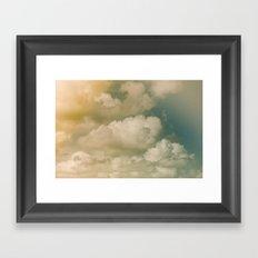 Just Believe Framed Art Print