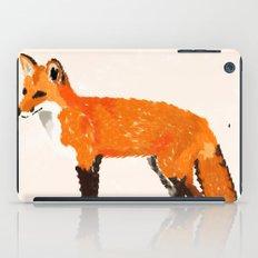 FOX: THE RED BANDIT iPad Case