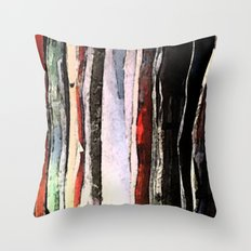 Journal Throw Pillow