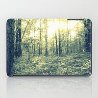 Where Magic Grows iPad Case