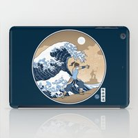 The Great Wave Of Republ… iPad Case