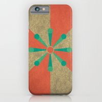 iPhone & iPod Case featuring Rays of Spring by Leah M. Gunther Photography & Design