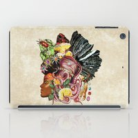 Black Beauty iPad Case