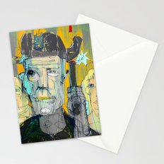 The Good, The Bald & The Ugly Stationery Cards