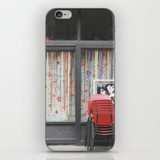 Closed Cafe No.1  iPhone & iPod Skin