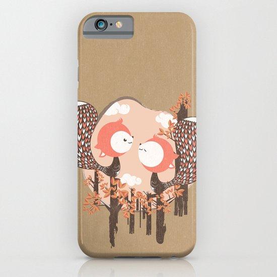 Autumn iPhone & iPod Case