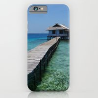 iPhone & iPod Case featuring Secret house by Farkas B. Szabina