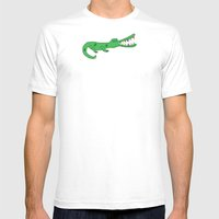 Cocó Mens Fitted Tee White SMALL