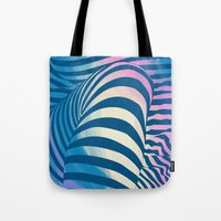Shapes Of Things Tote Bag