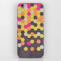 Honeycomb | Abyss iPhone & iPod Skin