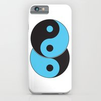 Reflections Of Yin And Y… iPhone 6 Slim Case