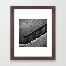 The Stairs Framed Art Print
