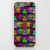 Slime (Pixel) iPhone 6 Slim Case