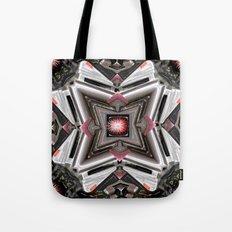 Internal Kaleidoscopic Daze- 1 Tote Bag