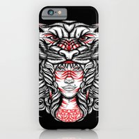 iPhone & iPod Case featuring Saber by dominantdinosaur