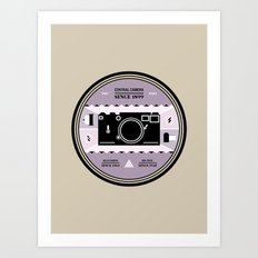 Chicago Print - Camera S… Art Print