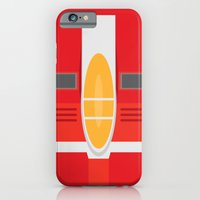 Starscream Transformers Minimalist iPhone 6 Slim Case